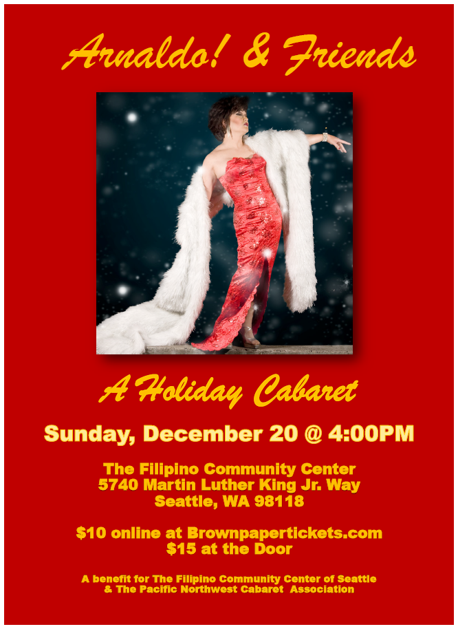 Holiday Cabaret 2015